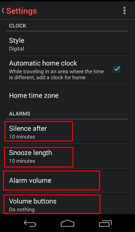 How to use alarm and customize alarm tones on moto e moto g and howtocustomizealarmtonesonmotoemotogmotoxmanagealarms howtousealarmcustomizealarmtonesonmotoemotogmotoxalarmsettings ccuart Choice Image
