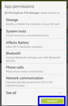 Moto_e_file_manager_manage_files_install_ES_file_mamager_permissions